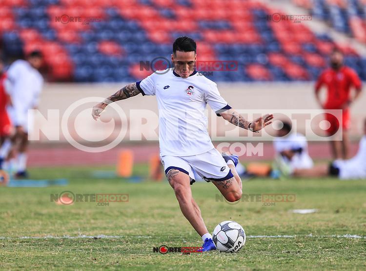 Cristian Ivanosbski.<br /> Entrenamiento de Cimarrones FC. Liga de Ascenso2016<br /> &copy; Foto: LuisGutierrez/NORTEPHOTO.COM