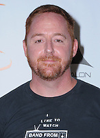 21 September 2016 - Hollywood, California. Scott Grimes. 8th Annual Get Lucky for Lupus LA Celebrity Poker Tournament  held at Avalon Hollywood. Photo Credit: Birdie Thompson/AdMedia