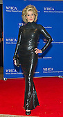 Jane Fonda arrives for the 2015 White House Correspondents Association Annual Dinner at the Washington Hilton Hotel on Saturday, April 25, 2015.<br /> Credit: Ron Sachs / CNP