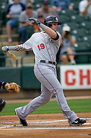 Hamilton, Josh 0747 (Andrew Woolley).jpg. Pacific Coast League Oklahoma City RedHawks against the Round Rock Express at Dell Diamond on May 10th 2009 in Round Rock, Texas. Photo by Andrew Woolley.