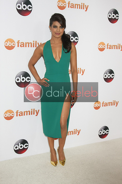 Priyanka Chopra<br /> at the ABC TCA Summer Press Tour 2015 Party, Beverly Hilton Hotel, Beverly Hills, CA 08-04-15<br /> David Edwards/DailyCeleb.com 818-249-4998