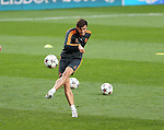230514 Real Madrid Training UCL Final 2014