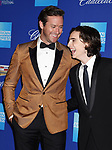 PALM SPRINGS, CA - JANUARY 02: Actors Armie Hammer (L) and Timothée Chalamet arrive at the 29th Annual Palm Springs International Film Festival Film Awards Gala at Palm Springs Convention Center on January 2, 2018 in Palm Springs, California.
