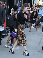 NEW YORK, NY July 02, 2018 Rachel Bilson at Good Morning America to talk about the new ABC series Take Two in New York. July 02, 2018 <br /> CAP/MPI/RW<br /> &copy;RW/MPI/Capital Pictures