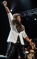 Fantasia  performs at Essence Festival 2012 in New Orleans, LA on July 8, 2012.  © HIGH ISO Music, LLC / Retna, Ltd.