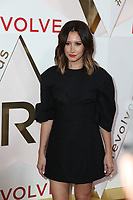 LOS ANGELES - NOV 2:  Ashley Tisdale at the 2017 Revolve Awards at the Dream Hotel Hollywood on November 2, 2017 in Los Angeles, CA