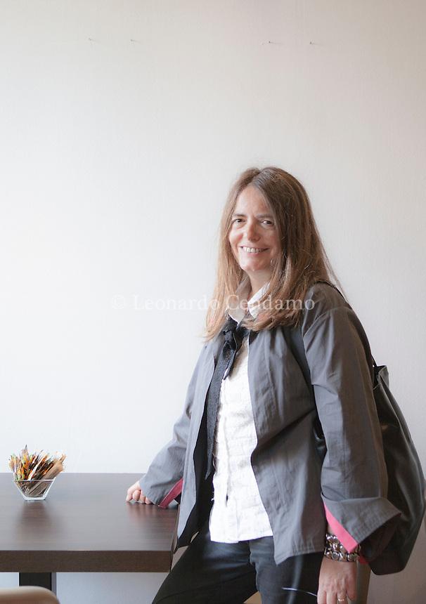 Nada Malanima, cantante e writer. Milano, maggio 2012. © Leonardo Cendamo