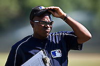 Baseball - MLB European Academy - Tirrenia (Italy) - 20/08/2009 - German Geigel