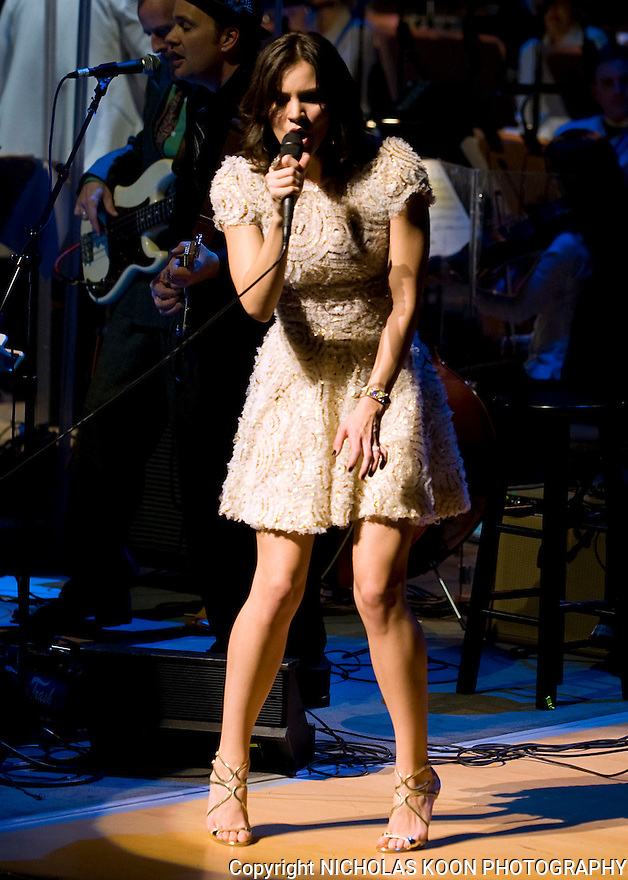 Katherine McPhee at the Renee and Henry Segerstrom Concert Hall - 2011