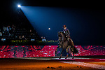 competes in the HKJC Race Of The Riders during the Longines Masters of Hong Kong at the Asia World Expo on 09 February 2018, in Hong Kong, Hong Kong. Photo by Ian Walton / Power Sport Images