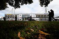 A general view of Deepdale, home of Preston North End<br /> <br /> Photographer Alex Dodd/CameraSport<br /> <br /> The EFL Sky Bet Championship - Preston North End v Bristol City - Saturday 28th September 2019 - Deepdale Stadium - Preston<br /> <br /> World Copyright © 2019 CameraSport. All rights reserved. 43 Linden Ave. Countesthorpe. Leicester. England. LE8 5PG - Tel: +44 (0) 116 277 4147 - admin@camerasport.com - www.camerasport.com