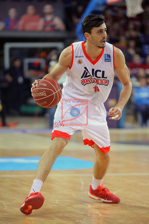 League ACB-ENDESA 2016/2017 - Game: 21.<br /> FC Barcelona Lassa vs ICL Manresa: 92-72.<br /> Pere Tomas.