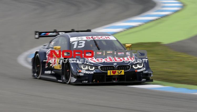 DTM 2015, 01.Lauf Hockenheimring, 01.05. - 03.05.15 <br /> Ant&oacute;nio F&eacute;lix da Costa (POR#13) BMW Team Schnitzer BMW M4 DTM <br /> <br /> <br /> <br /> Foto &copy; nordphoto /  Bratic