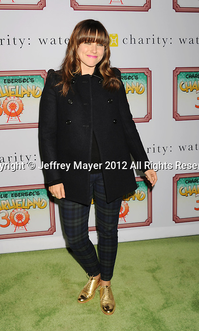 LOS ANGELES, CA - DECEMBER 08: Sophia Bush attends Charlie Ebersol's 'Charlieland' Birthday Party And Charity: Water Fundraiser on December 8, 2012 in Los Angeles, California.