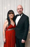 Brian and Nora Miley, The Muckross park Hotel pictured  at the IHF Ball in the Muckross Park Hotel at the weekend.<br /> Photo: Don MacMonagle<br /> <br /> Repro free photo