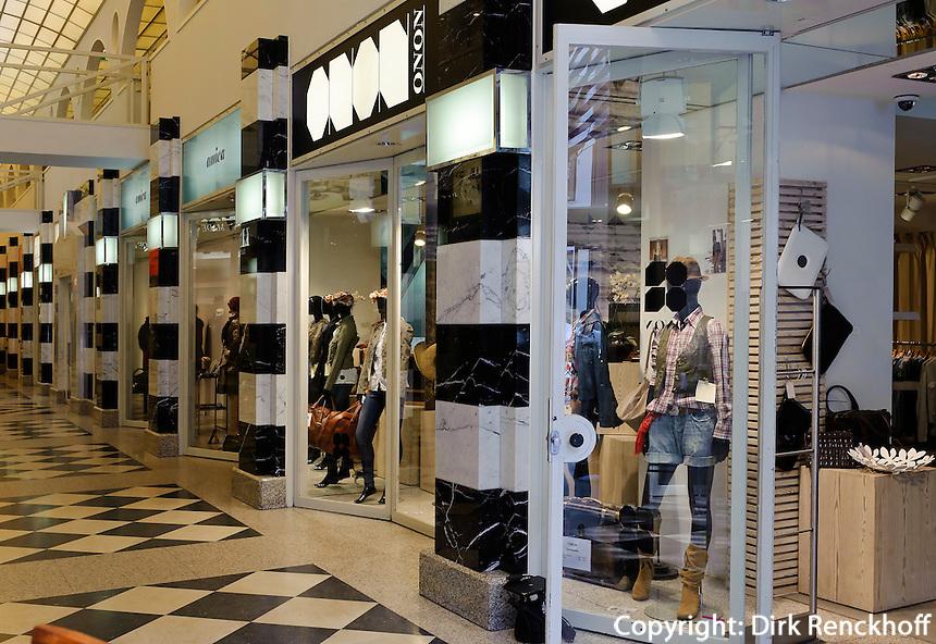 Einkaufspassage Galeria in Hamburg, Deutschland