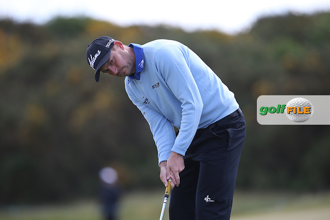 David Howell (ENG) during Round Two of the 2015 Dubai Duty Free Irish Open Hosted by The Rory Foundation at Royal County Down Golf Club, Newcastle County Down, Northern Ireland. 29/05/2015. Picture David Lloyd | www.golffile.ie