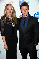 Samantha Hemsworth, Luke Hemsworth<br /> at the Screen Australia and Australians in Film Oscar Nominees Reception, Four Seasons Hotel, Beverly Hills, CA 02-24-17<br /> David Edwards/DailyCeleb.com 818-249-4998