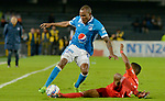 Millonarios igualó 0-0 ante América (2-1 en el global). Semifinal vuelta Liga Águila II-2017.