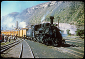 D&amp;RGW #473 K-28 with excursion train - Durango<br /> D&amp;RGW  Durango, CO