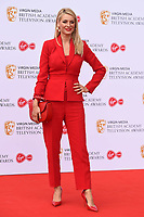 Tess Daly<br /> arriving for the BAFTA TV Awards 2019 at the Royal Festival Hall, London<br /> <br /> ©Ash Knotek  D3501  12/05/2019