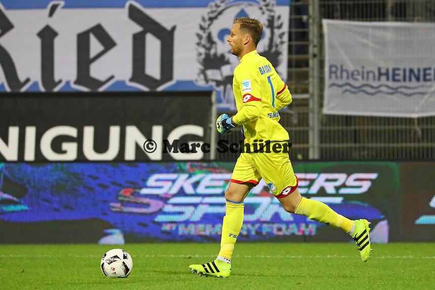 Torwart Oliver Baumann (TSG 1899 Hoffenheim) - SV Darmstadt 98 vs. TSG 1899 Hoffenheim, Johnny Heimes Stadion am Boellenfalltor