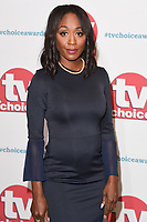 Dianne Parish at the TV Choice Awards 2017 at The Dorchester Hotel, London, UK. <br /> 04 September  2017<br /> Picture: Steve Vas/Featureflash/SilverHub 0208 004 5359 sales@silverhubmedia.com