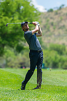 Thomas Pieters (BEL) during the 3rd round at the Nedbank Golf Challenge hosted by Gary Player,  Gary Player country Club, Sun City, Rustenburg, South Africa. 16/11/2019 <br /> Picture: Golffile | Tyrone Winfield<br /> <br /> <br /> All photo usage must carry mandatory copyright credit (© Golffile | Tyrone Winfield)