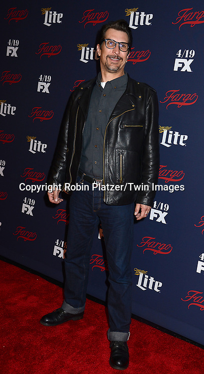 Lucky Yates attends FX's 2017 All-Star Upfront on  April 6, 2017 at SVA Theater in New York, New York, USA. <br /> <br /> photo by Robin Platzer/Twin Images<br />  <br /> phone number 212-935-0770