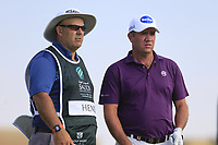 Scot Hend (AUS) on the 6th tee during the 1st round of  the Saudi International powered by Softbank Investment Advisers, Royal Greens G&CC, King Abdullah Economic City,  Saudi Arabia. 30/01/2020<br /> Picture: Golffile | Fran Caffrey<br /> <br /> <br /> All photo usage must carry mandatory copyright credit (© Golffile | Fran Caffrey)
