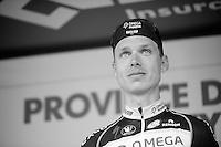 overall 2014 Belgium Tour winner Tony Martin (DEU/OPQS) (on the podium)<br /> <br /> 2014 Belgium Tour<br /> (final) stage 5: Oreye - Oreye (179km)