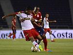 Un Uniautónoma sin complejos complicó al DIM en un empate a un gol, este sábado por la tarde – noche en el Metropolitano de Barranquilla, en juego de la fecha 16 del Torneo Apertura Colombiano 2015.