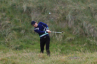 Jeunghun Wang (KOR) on the 6th during Round 2 of the Irish Open at LaHinch Golf Club, LaHinch, Co. Clare on Friday 5th July 2019.<br /> Picture:  Thos Caffrey / Golffile<br /> <br /> All photos usage must carry mandatory copyright credit (© Golffile | Thos Caffrey)