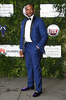 Anthony Mackie<br /> arrives for the One for the Boys charity fashion event at the V&amp;A Museum, London.<br /> <br /> <br /> &copy;Ash Knotek  D3133  12/06/2016