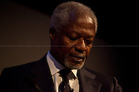 &quot;The Peace Maker&quot; - Kofi Annan.<br />