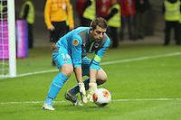 Cedric Carrasso (Bordeaux) - 1. Spieltag der UEFA Europa League Eintracht Frankfurt vs. Girondins Bordeaux