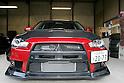 """Extremor"" Mitsubishi Lancer Evolution X tuned by Varis parked at Varis headquarter, Tsukui-gun city, Kanagawa prefecture, Japan, on January 15, 2008."