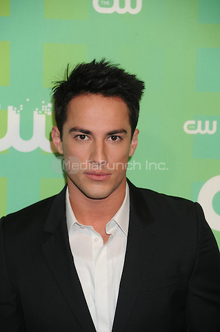 Michael Trevino at The CW Network's 2012 Upfront at New York City Center on May 17, 2012 in New York City. . Credit: Dennis Van Tine/MediaPunch