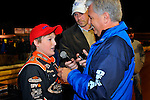 Oct 18, 2008; 11:09:32 PM;  Rural Retreat, VA, USA; FASTRAK Racing Series Grand Nationals race at Wythe Raceway. Mandatory Credit: (thesportswire.net)