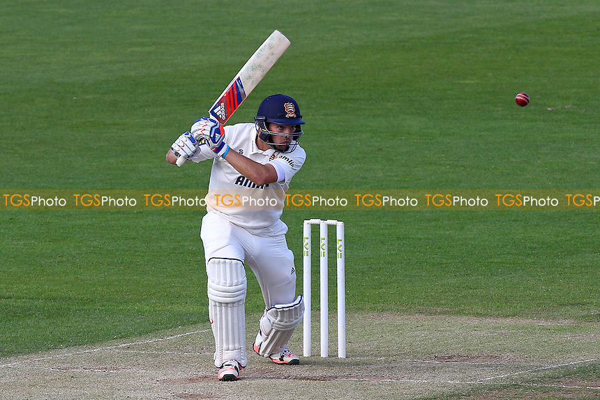 Nick Browne in batting action for Essex - Glamorgan CCC vs Essex CCC - LV County Championship Division Two Cricket at the SWALEC Stadium, Sophia Gardens, Cardiff, Wales - 20/05/15 - MANDATORY CREDIT: TGSPHOTO - Self billing applies where appropriate - contact@tgsphoto.co.uk - NO UNPAID USE