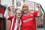 Sheffield Utd fans for fans feature during the Premier League match at Bramall Lane, Sheffield. Picture date: 7th March 2020. Picture credit should read: Alistair Langham/Sportimage