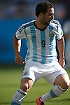 Gonzalo Higuain (ARG),<br /> JULY 1, 2014 - Football / Soccer : FIFA World Cup Brazil 2014 Round of 16 match between Argentina 1-0 Switzerland at Arena de Sao Paulo in Sao Paulo, Brazil.<br /> (Photo by FAR EAST PRESS/AFLO)