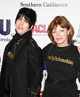 BEVERLY HILLS, CA - DECEMBER 3: Diane Warren, Frances Fisher, at ACLU SoCal's Annual Bill Of Rights Dinner at the Beverly Wilshire Four Seasons Hotel in Beverly Hills, California on December 3, 2017. Credit: Faye Sadou/MediaPunch /NortePhoto.com NORTEPHOTOMEXICO