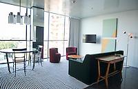 Casa Fayette interiors by Dimorestudio. Habita Hotels, Guadalajara, Mexico