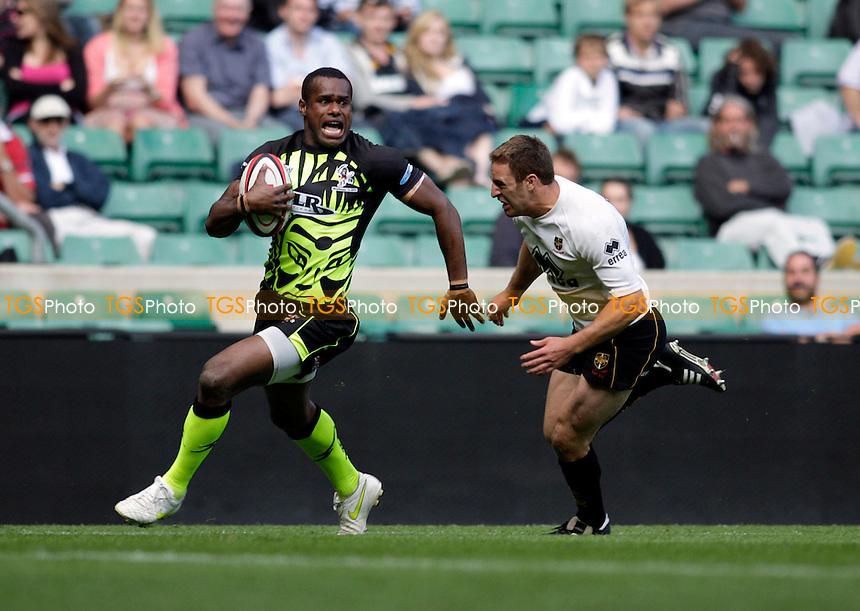 Watisoni Votu of Samurai - Middlesex Charity Sevens Rugby at Twickenham Stadium - 09/07/11 - MANDATORY CREDIT: Helen Watson/TGSPHOTO - Self billing applies where appropriate - 0845 094 6026 - contact@tgsphoto.co.uk - NO UNPAID USE.