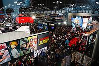 NOVA YORK, EUA, 05.10.2018 - COMIC-CON - Público durante a Comic Con no Jacob K. Javits Convention Center em Nova York nos Estados Unidos nesta sexta-feira, 05. (Foto: William Volcov/Brazil Photo Press)