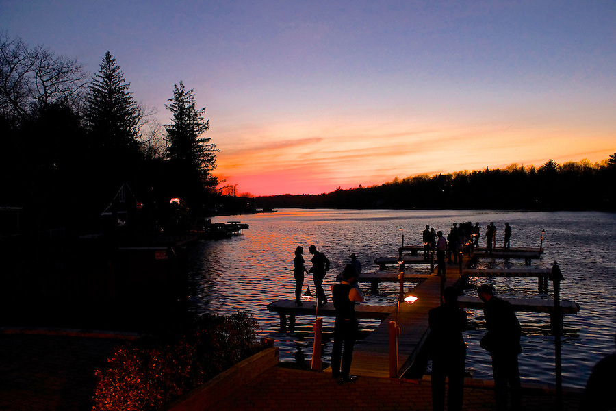 Poconos, Northeast Pennsylvania, Lake Harmony, Carbon County, Big Boulder Ski Resort, Senior Prom Night