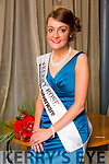 The NEW 2015 Kerry Rose, Julett Culloty from Kilcummin  at the Kerry Rose Selection on Saturday night in Ballyroe heights hotel