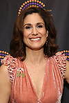Stephanie J. Block attends The 69th Annual Outer Cirtics Circle Awards Dinner at Sardi's on 5/23/2019 in New York City.