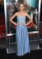 12 March 2018 - Hollywood, California - Natasia Liukin. &quot;Tomb Raider&quot; Los Angeles Premiere held at TCL Chinese Theatre. <br /> CAP/ADM/BT<br /> &copy;BT/ADM/Capital Pictures